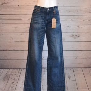 Lucky Brand Easy Rider Distressed Jeans NWT 30Long